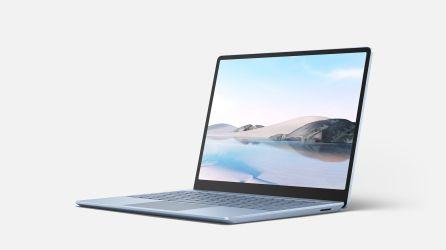 Microsoft Surface Laptop Go (Ice Blue)