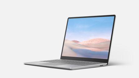 Microsoft Surface Laptop Go (Platnium)