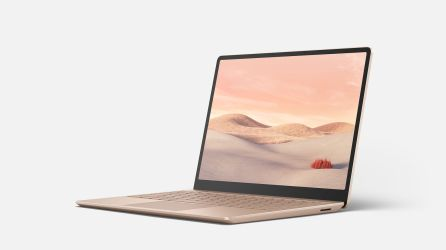 Microsoft Surface Laptop Go (Sandstone)