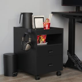 IKEA UPPSPEL drawer unit on castors