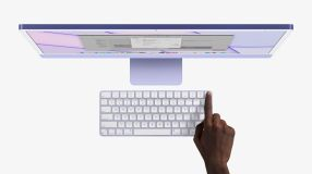 Apple iMac 24-inch (2021) Touch ID
