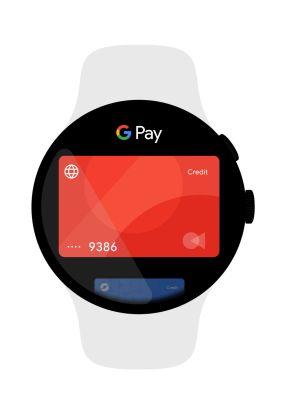 Google Wear OS Google Pay