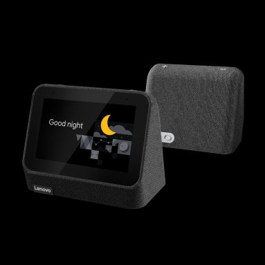Lenovo Smart Clock 2 - Shadow Black