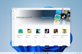 Windows 11 Microsoft Store - Android Apps