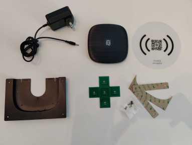 InvisQi Wireless Charger