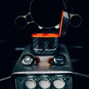Klipsch T5 II ANC McLaren Edition Earbuds