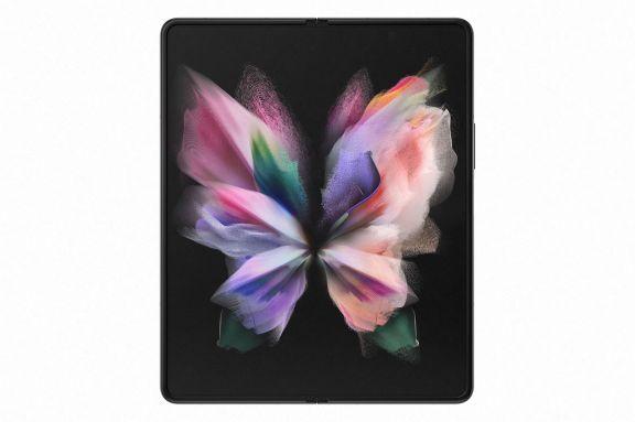 Samsung Galaxy Z Fold3 - Phantom Black