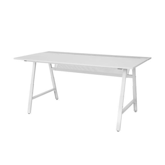 IKEA UTESPELARE gaming desk (White)